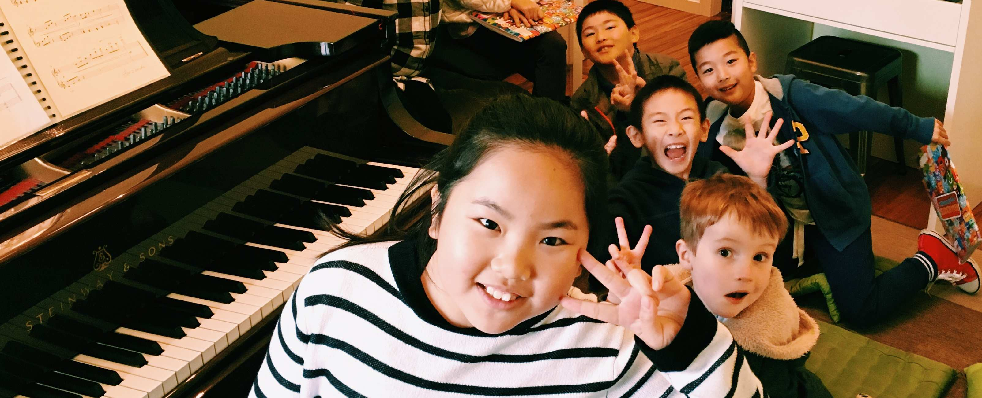 Piano Lessons & Classes in Sydney