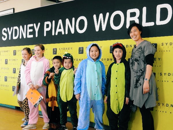 Sydney Piano World